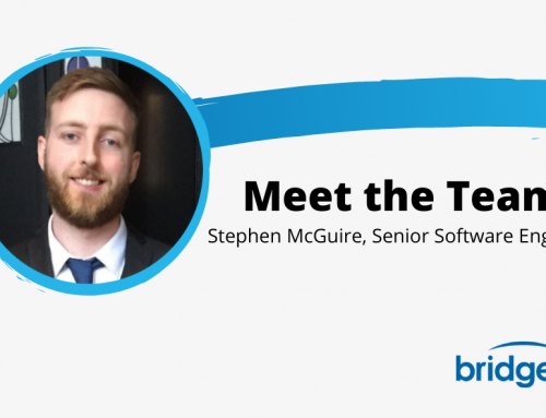 Meet the Team – Stephen McGuire