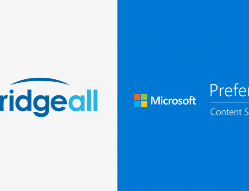 Bridgeall recognised as a Microsoft Content Services Partner